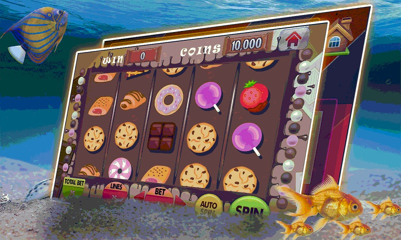 777 Fish Slots Screenshot 2