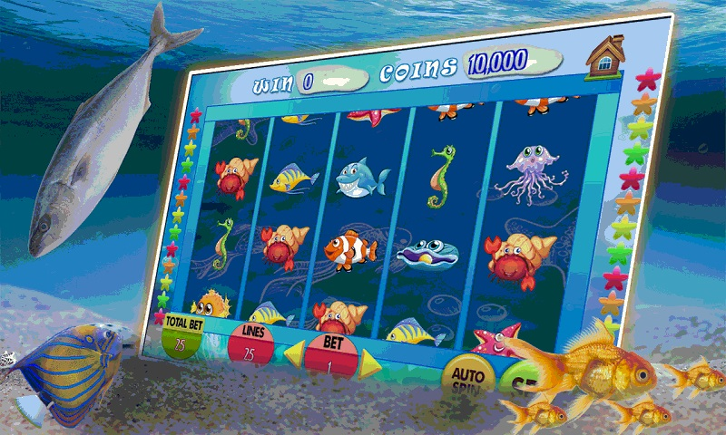 777 Fish Slots Screenshot 3