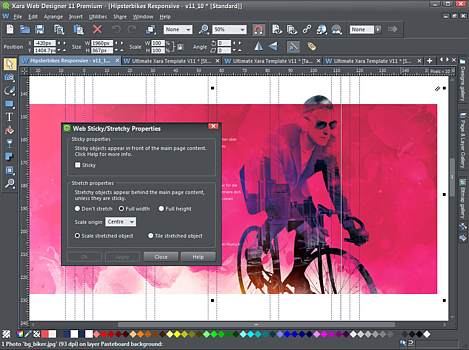 Web Designer 11 Screenshot