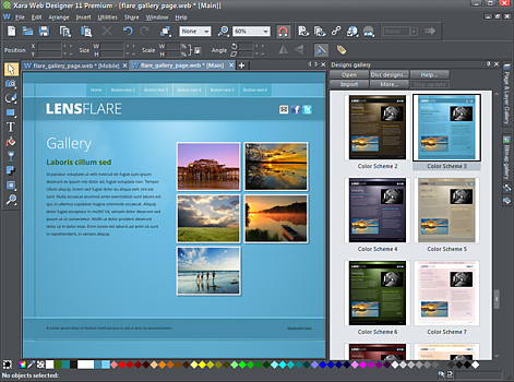 Web Designer 11 Screenshot 2