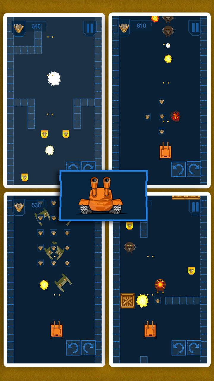 Super Battlefield Tank Combat Screenshot 6