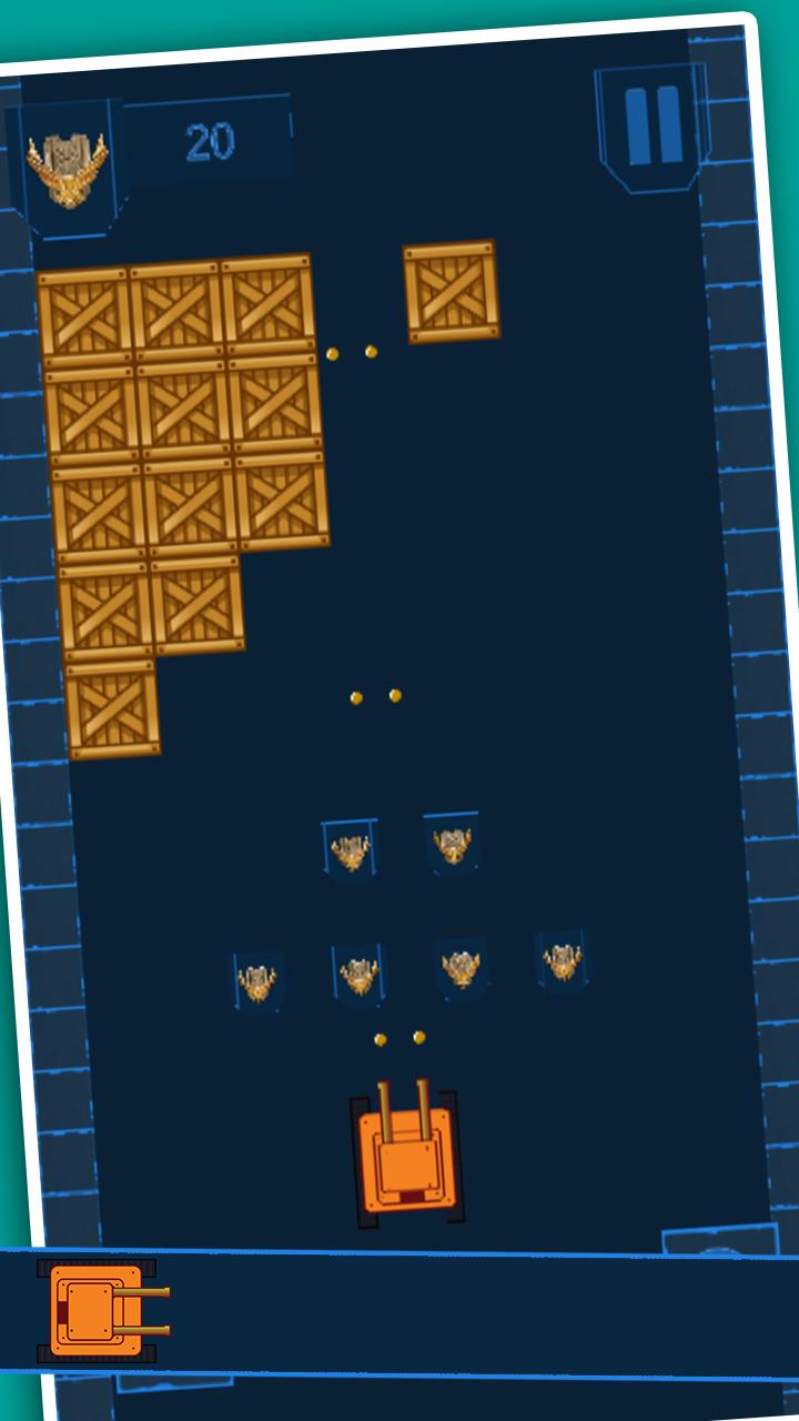 Super Battlefield Tank Combat Screenshot 2