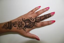 Latest Mehndi Designs Screenshot