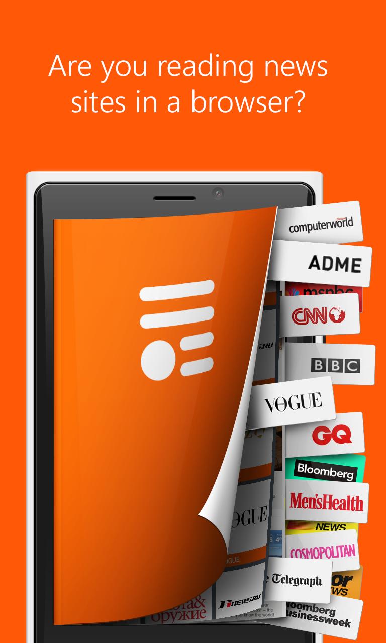 Newsstand: Screenshot 7