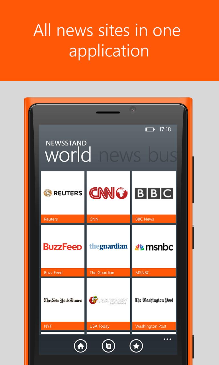 Newsstand: Screenshot 8