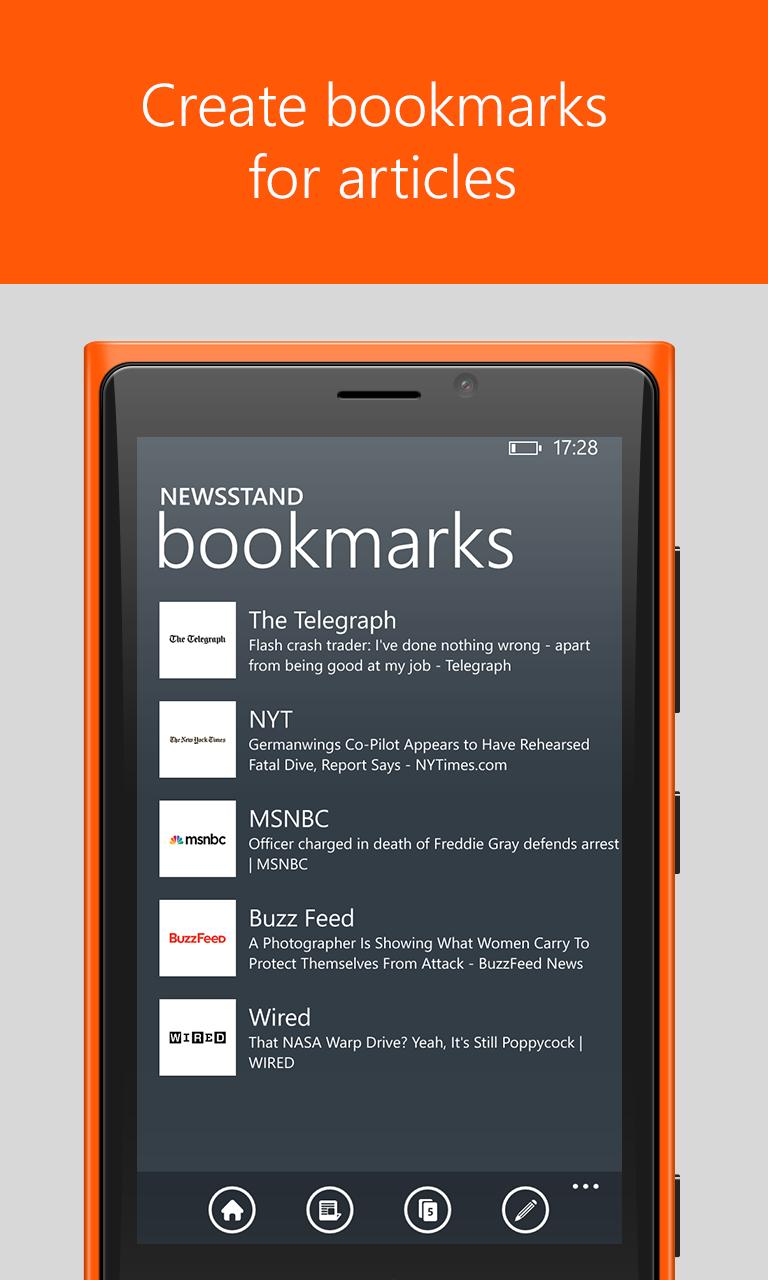 Newsstand: Screenshot 11