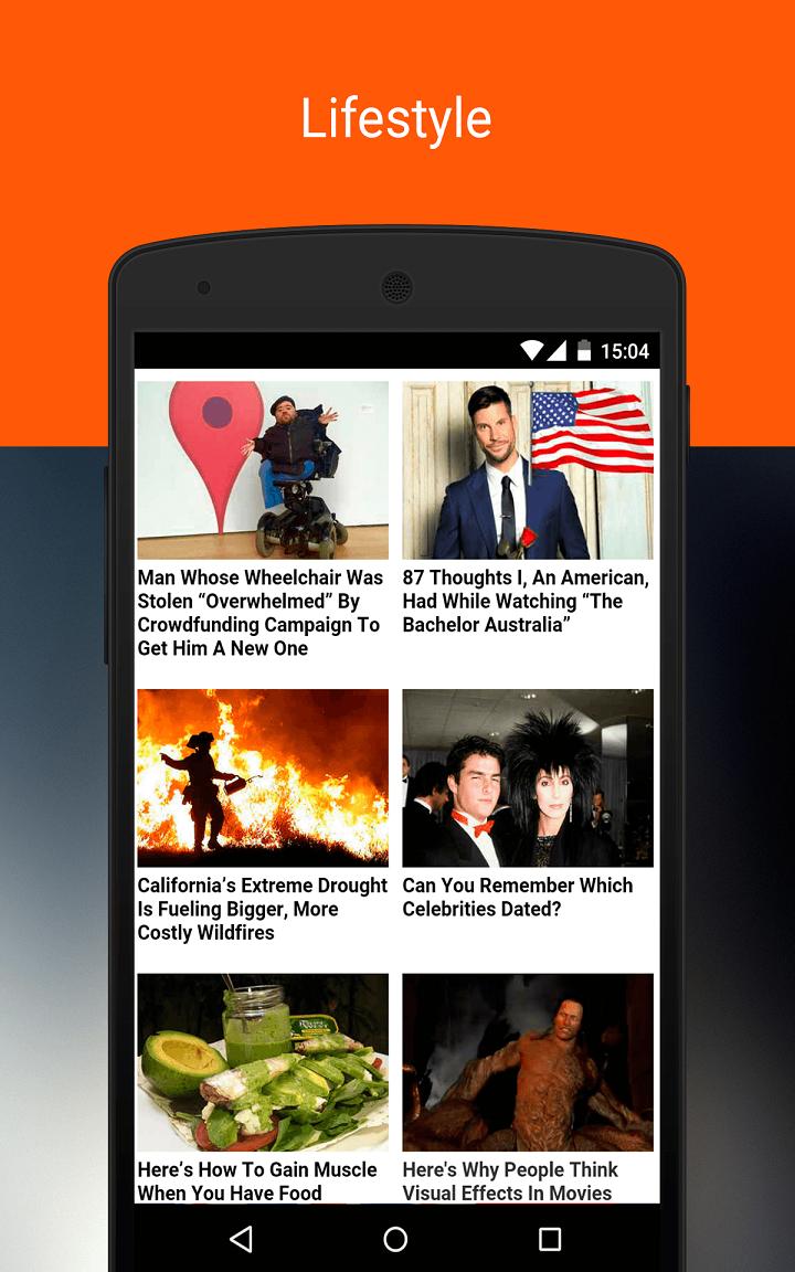 Newsstand: Screenshot 4