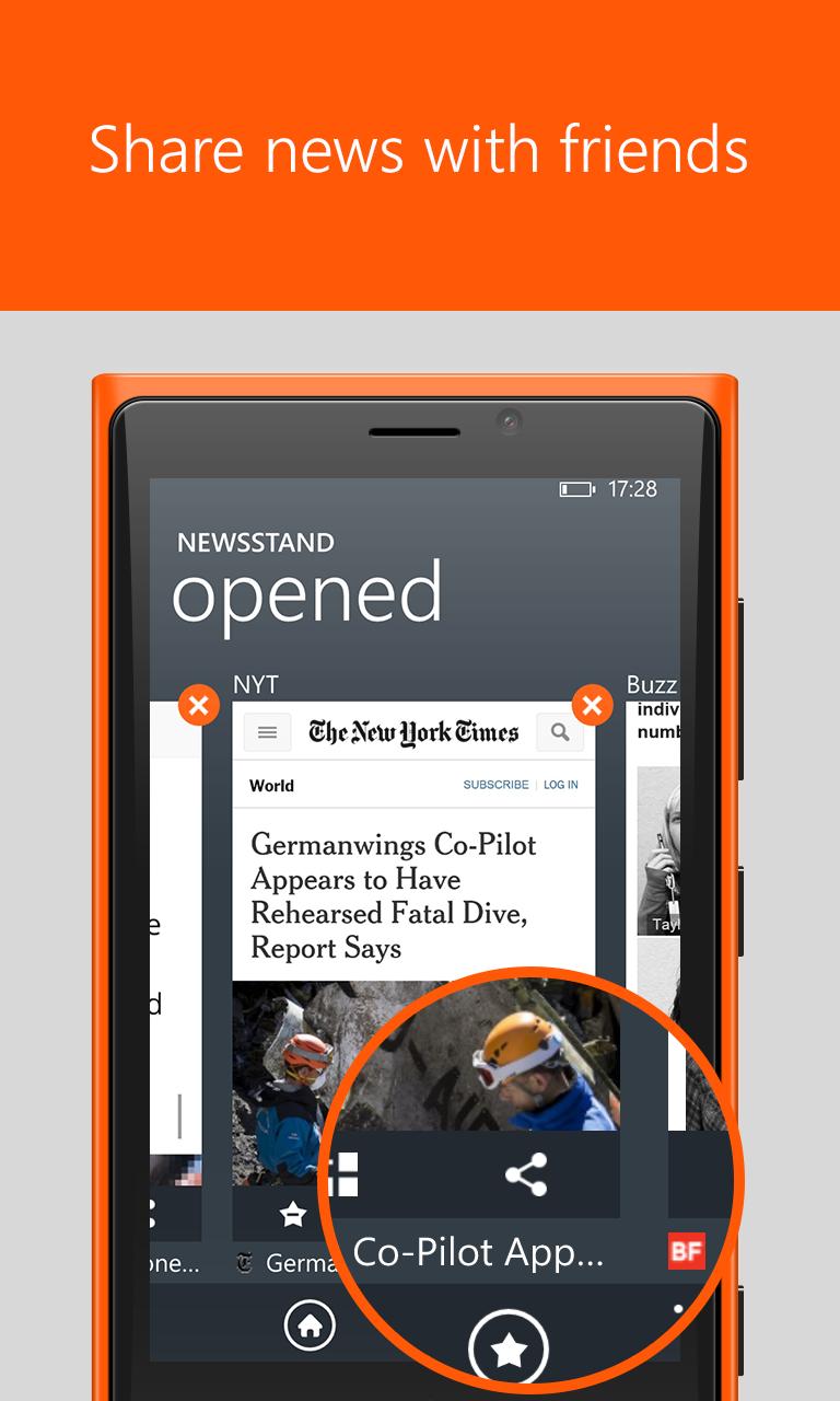Newsstand: Screenshot 10