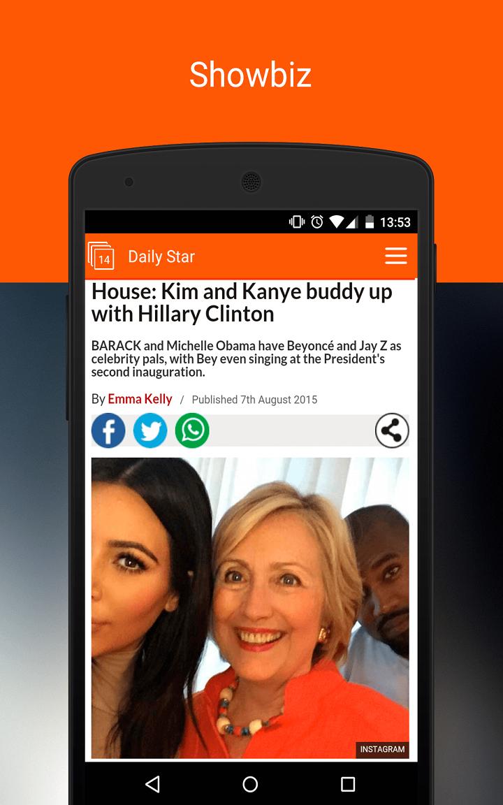 Newsstand: Screenshot 5