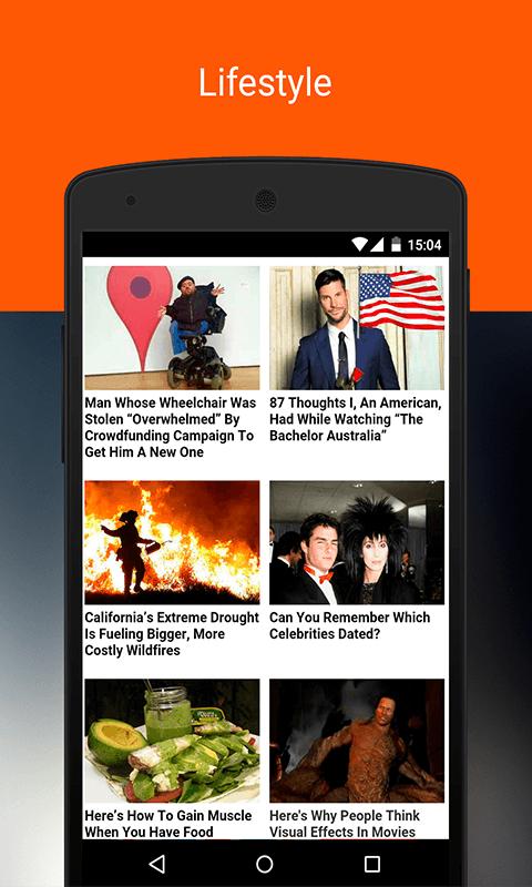 US News. Newsstand US Screenshot 5