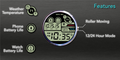 Hybrid 360 Digital Watch Face 2