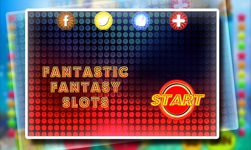 Fantastic Fantasy Slots Free Screenshot 1
