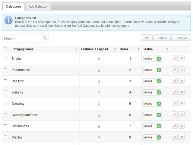 Product Comparison Screenshot 6