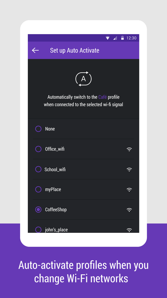 Hexlock - App Lock Security Screenshot 6