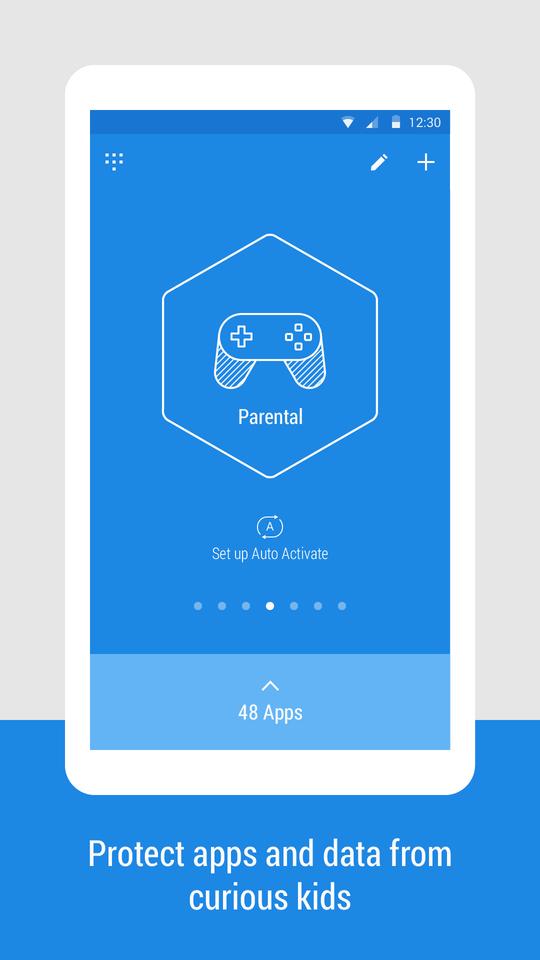 Hexlock - App Lock Security Screenshot 4