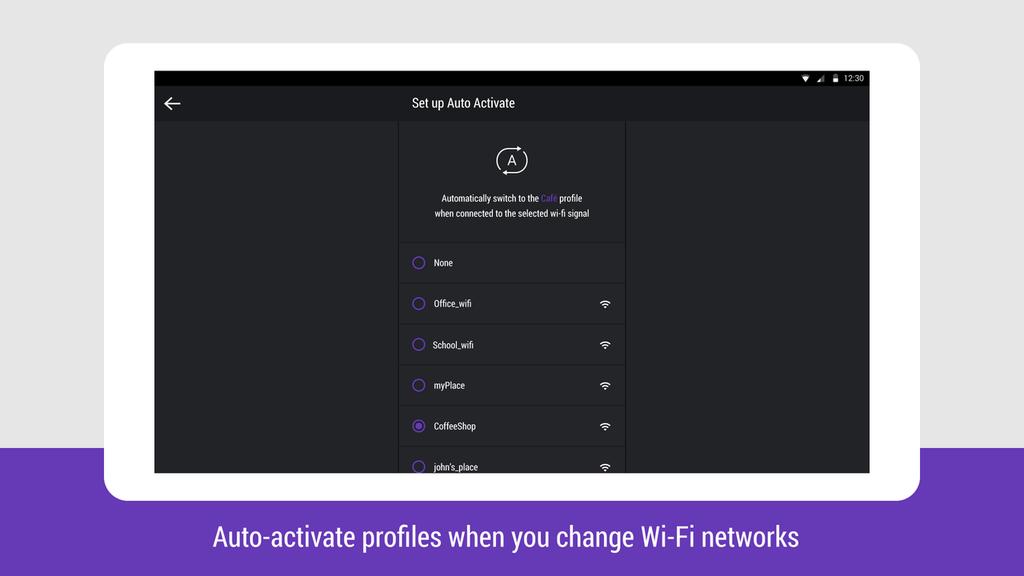 Hexlock - App Lock Security Screenshot 8