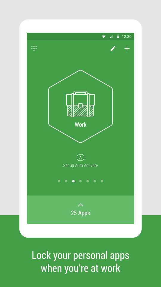 Hexlock - App Lock Security Screenshot 7