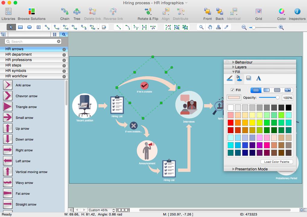 ConceptDraw  PRO Screenshot 3