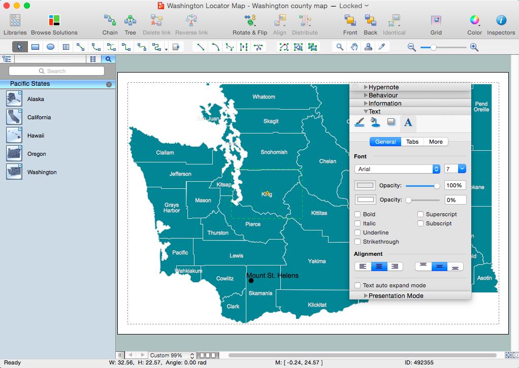 ConceptDraw  PRO Screenshot 4
