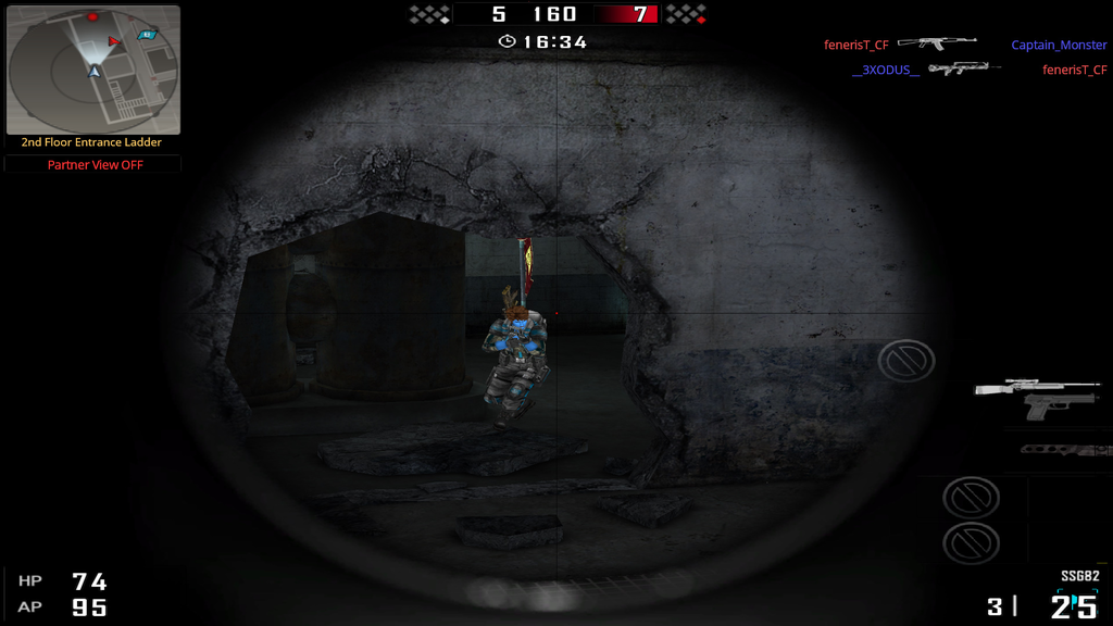 BlackShot Global Screenshot 3