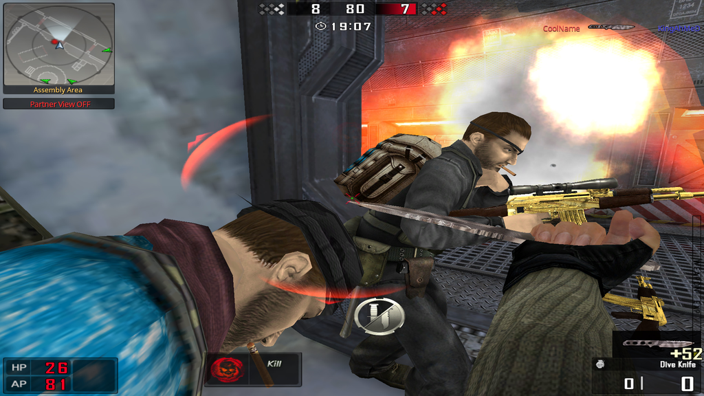 BlackShot Global Screenshot 2