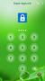 AppLock Theme Green 1