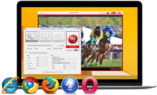 Readygo Screen Recorder Screenshot 2