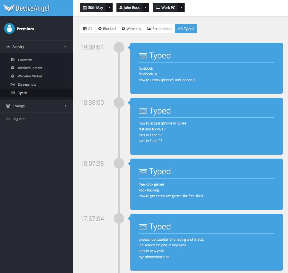 DeviceAngel Screenshot 9