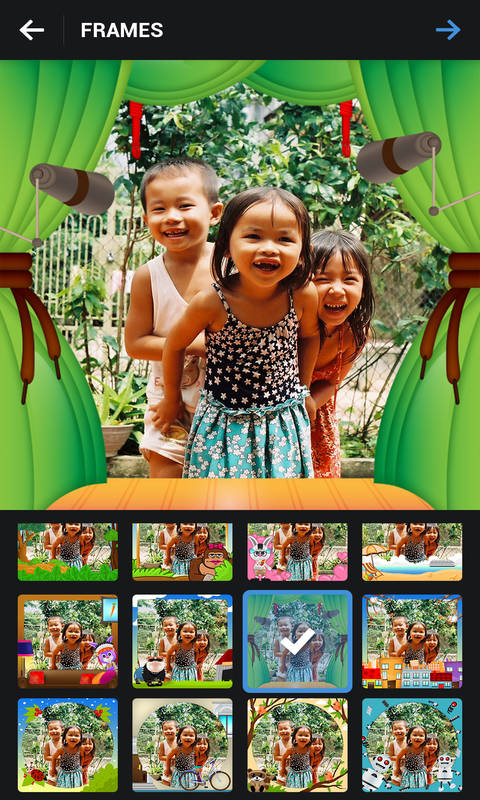 Kids Photo Frames Screenshot 3