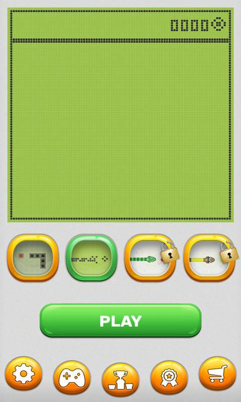 Snake Game!!! Screenshot 2