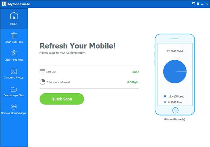 iMyFone Umate Screenshot 3