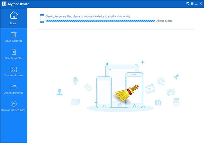 iMyFone Umate Screenshot 8
