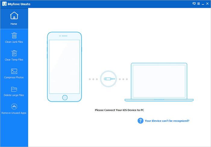 iMyFone Umate Screenshot 2
