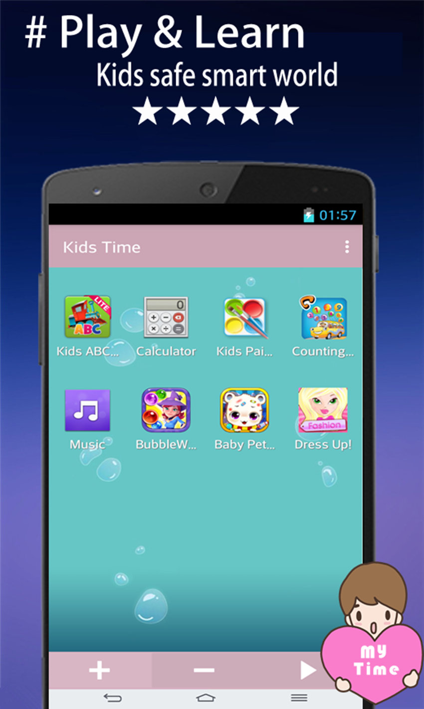 Kids Time AppLock Screenshot 3