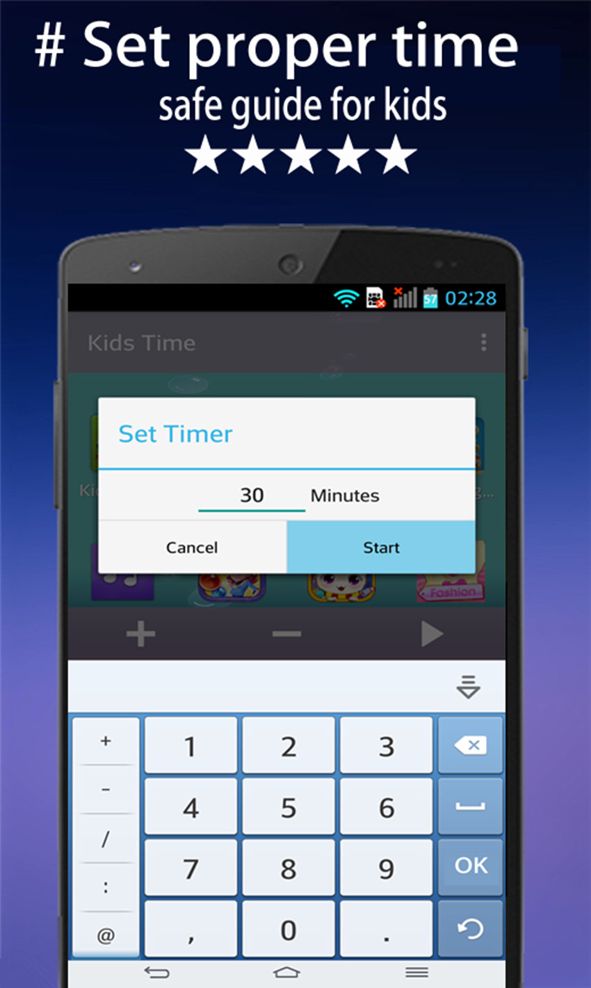 Kids Time AppLock Screenshot 4