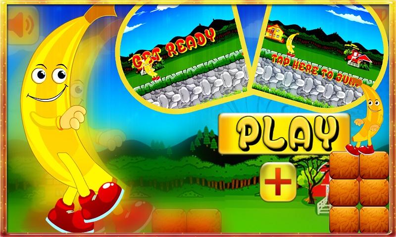 Rush Banana Run Kong pirates Screenshot 4