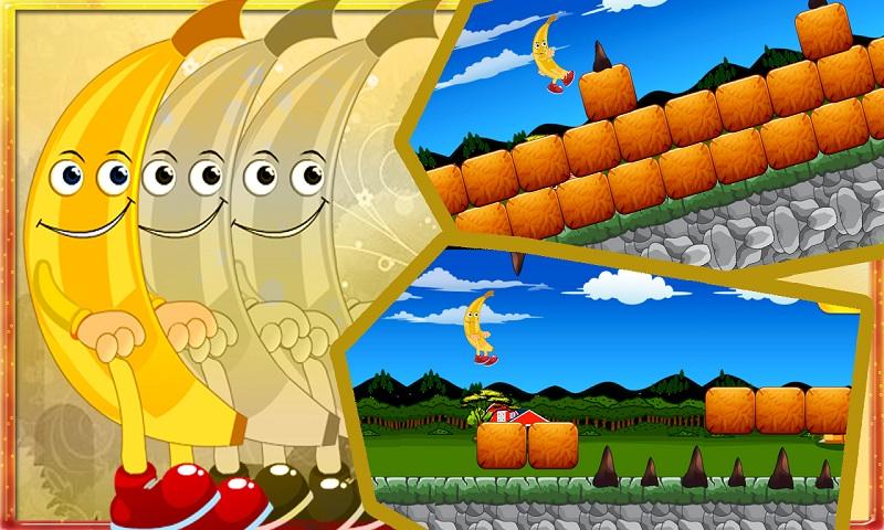 Rush Banana Run Kong pirates Screenshot 3