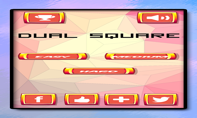 Quick square Classic Game Screenshot 1