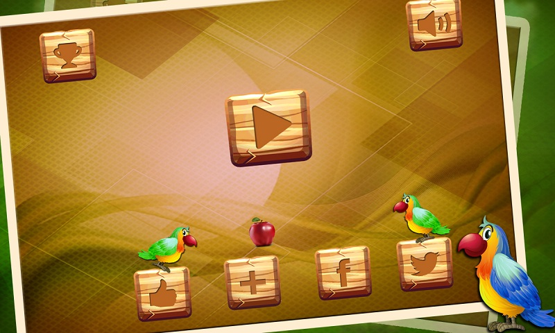 Birds Kids Memory Puzzle Screenshot