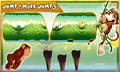 Bananas Island : Monkey Run 4