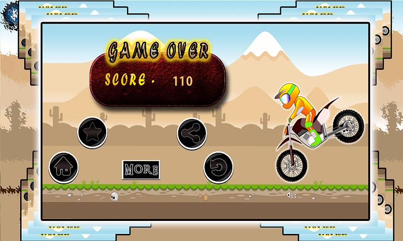 Moto Bike Rider:Extreme Racing Screenshot 3