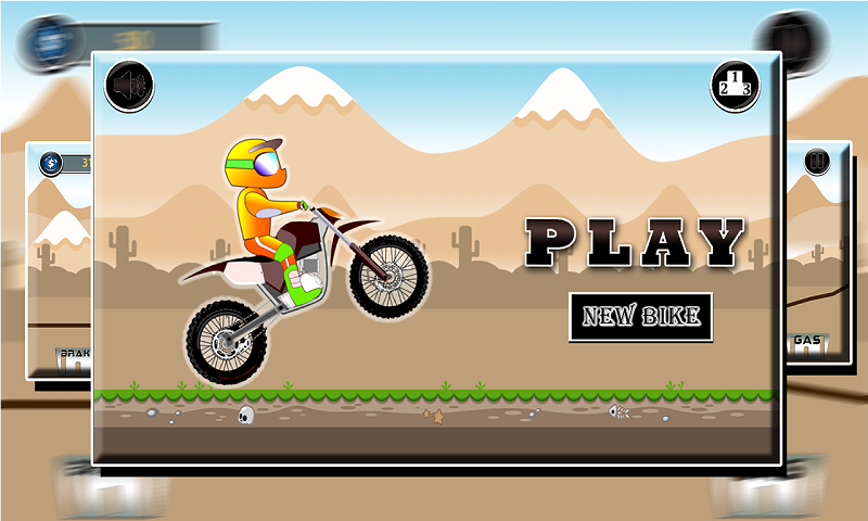 Moto Bike Rider:Extreme Racing Screenshot