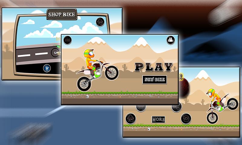 Moto Bike Rider:Extreme Racing Screenshot 4