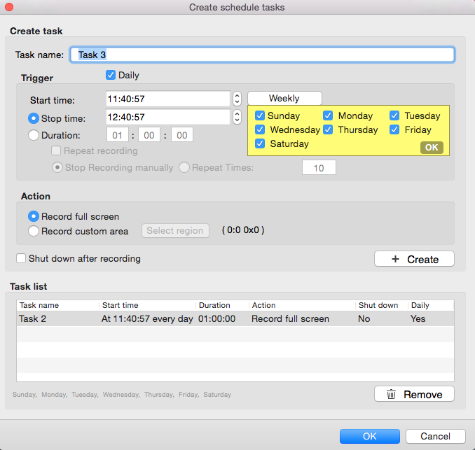 Apowersoft Mac Screen Recorder Screenshot 2
