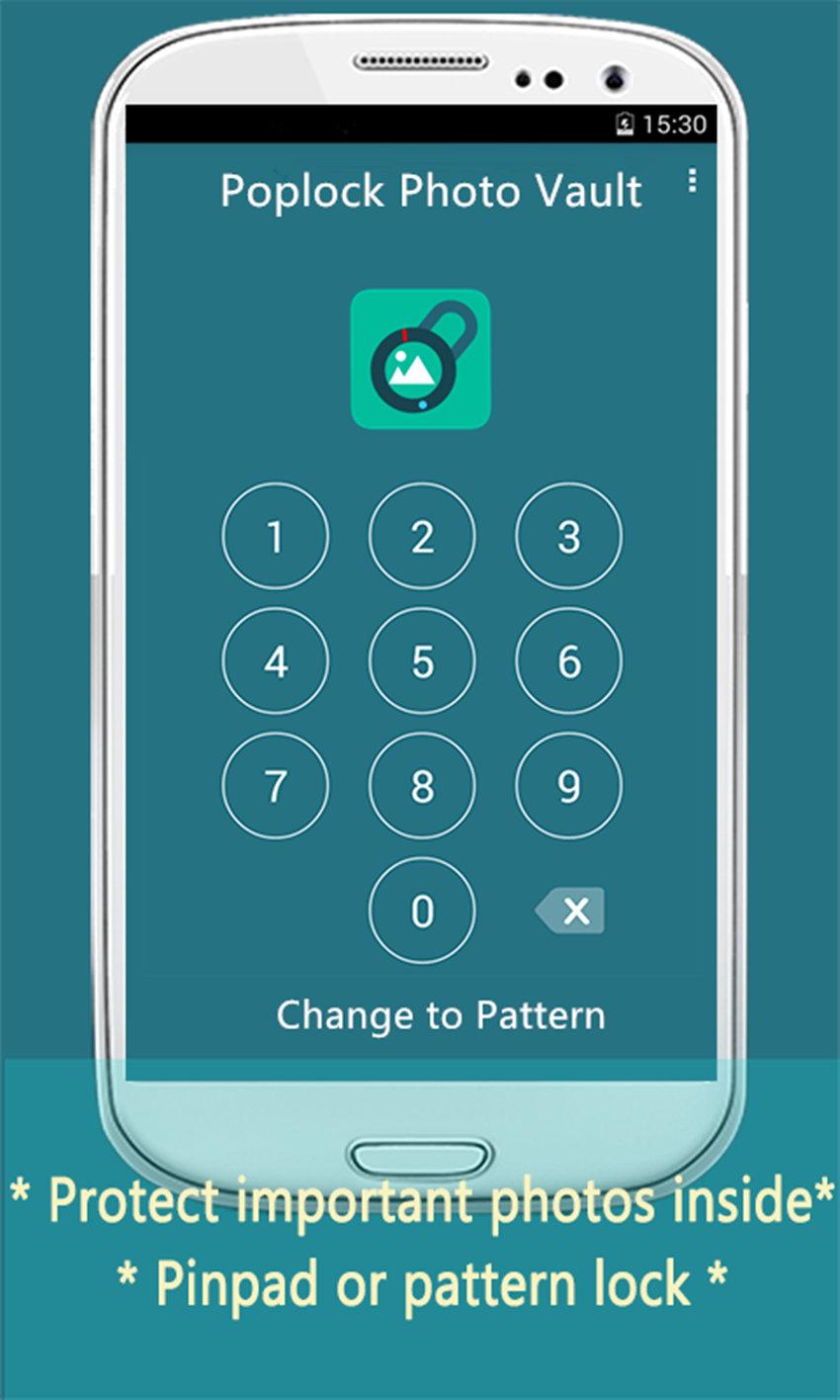 Poplock Photo Vault Pro Screenshot 3