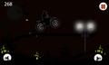 Free Moto Racer Halloween Town 4