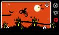 Free Moto Racer Halloween Town 3