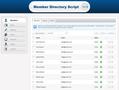 Member Directory Script 4