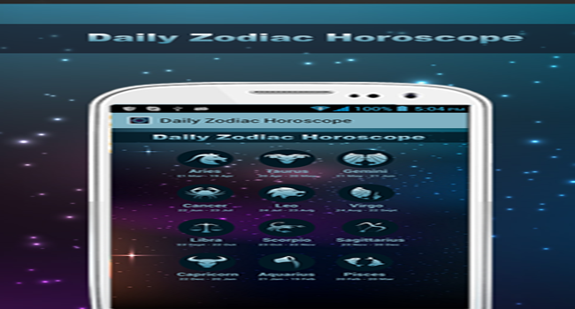 Daily Horoscope Love Fortune Screenshot 3