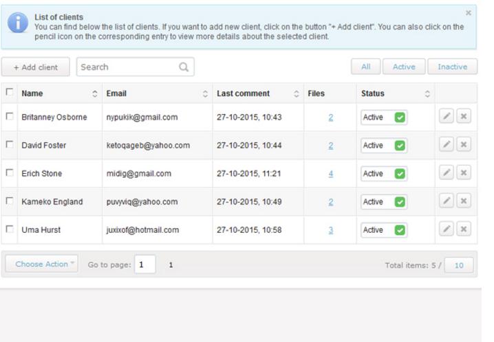 File Sharing Script Screenshot 8